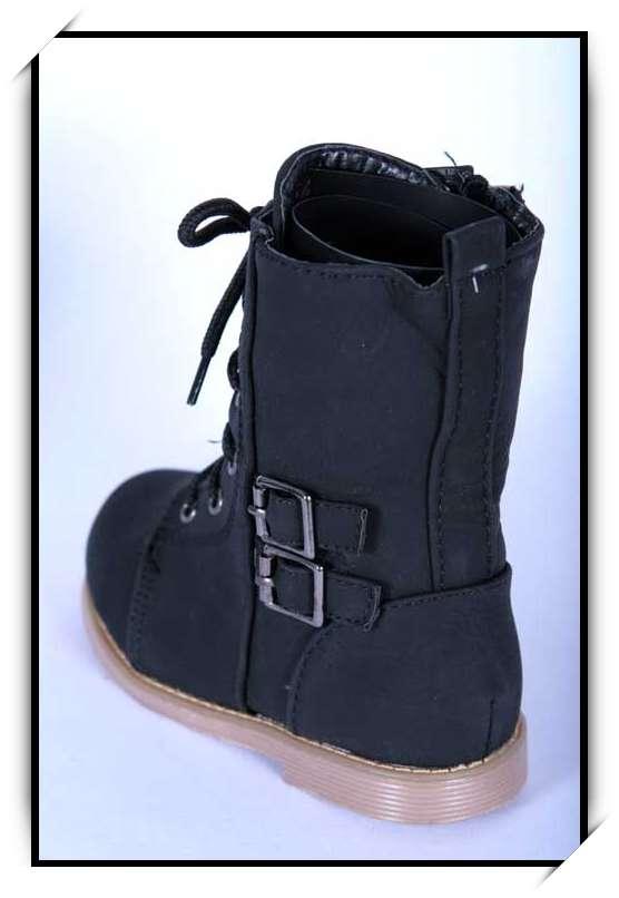chaussures bottes bebe fille garcon enfant unisexe simili cuir hiver 19 20 21 22 23 24 b906 noir. Black Bedroom Furniture Sets. Home Design Ideas