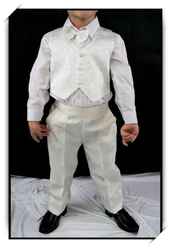 costume enfant gar on queue de pie 1 an 12 mois mariage ceremonie vcs05 beige ebay. Black Bedroom Furniture Sets. Home Design Ideas