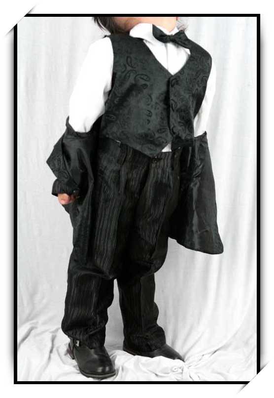 costume enfant gar on mariage bapteme 1 2 3 4 ans vcs7 noir v tements costume gar on cadoshop. Black Bedroom Furniture Sets. Home Design Ideas